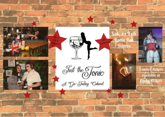 Just the Tonic III FB cover